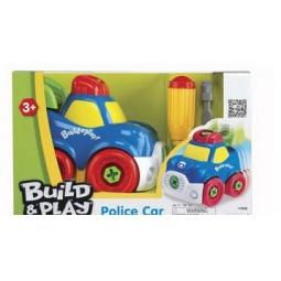 фото Набор игровой для мальчика Keenway «Полицейская машина»