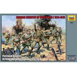 фото Миниатюра Звезда Русская пехота Первой Мировой войны 1914-18 годы