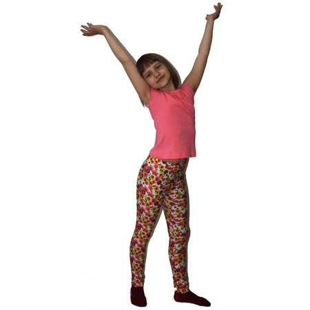 Купить Леггинсы детские Burlesco KVC507
