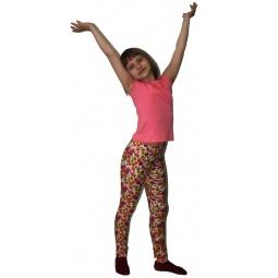фото Леггинсы детские Burlesco KVC507. Рост: 98-104 см
