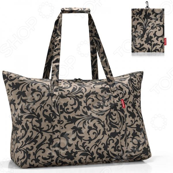 Сумка складная Reisenthel Mini maxi travelbag baroque taupe