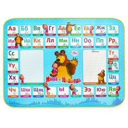Купить Набор мебели для детей Ника «Азбука2: Маша и Медведь»