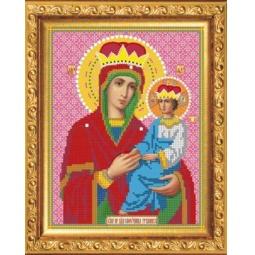Купить Набор для вышивания бисером Светлица «Пресвятая Богородица Споручница Грешных»