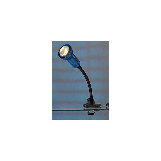 фото Настольная лампа офисная на прищепке Lussole Warshawa LST-4524-01