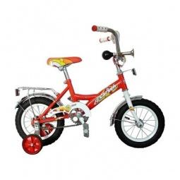 фото Велосипед Larsen Kids 12, 2012 года. Цвет: красный