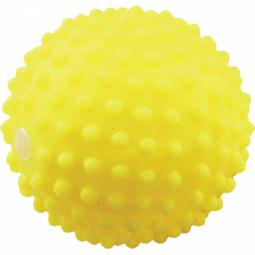 фото Игрушка для собак ЗООНИК «Мяч игольчатый». В ассортименте. Диаметр: 6,5 см