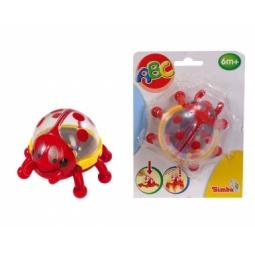 Купить Игрушка-погремушка Simba «Божья коровка»