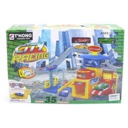 фото Набор игровой для мальчика Shantou Gepai «Паркинг. Город» TH8361. В ассортименте
