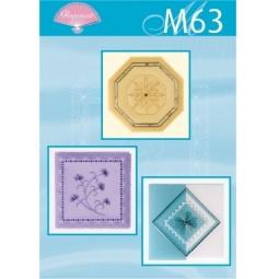 Купить Набор схем для парчмента Pergamano M63 Вышивка