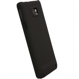 фото Чехол для Krusell ColorCover для Samsung I9100 Galaxy S II. Цвет: черный
