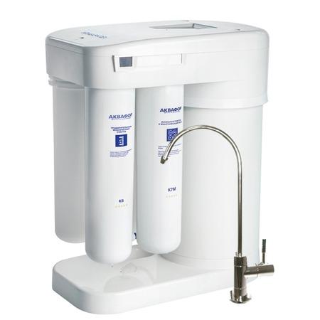 Купить Водоочиститель Аквафор ОСМО-М050-4-Б