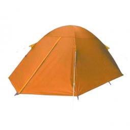 фото Палатка 2-х местная Larsen A2. Цвет: оранжевый, серый