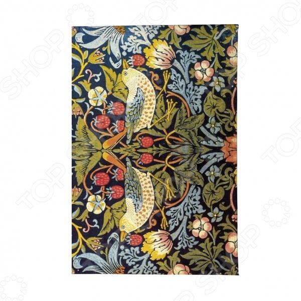 Обложка для паспорта Mitya Veselkov «Райская птица» lori выжигание в рамке райская птица