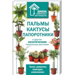 фото Пальмы, кактусы, папоротники и другие экзотические комнатные растения