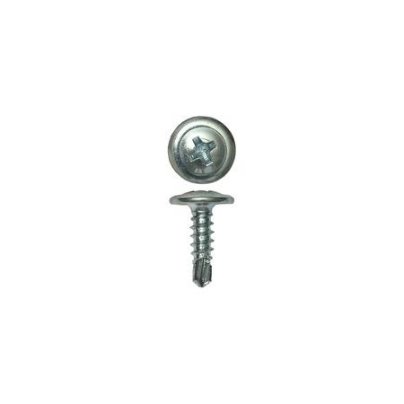 Купить Саморезы по листовому металлу с прессшайбой Зубр 4-300210-42-014