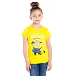 Купить Футболка для девочки «Yellow Bello!»