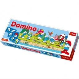 Купить Домино детское Trefl «Смурфики 2»