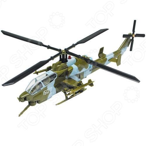 Модель вертолета 1:48 Motormax AH1Z Viper