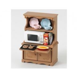 фото Игровой набор Sylvanian Families «Буфет с микроволновой печью»