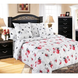 фото Комплект постельного белья Королевское Искушение «Анабель». Семейный