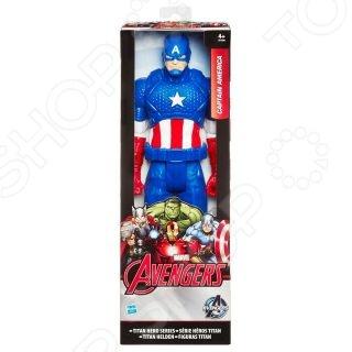 Игрушка-фигурка Hasbro «Мстители. Титаны»Фигурки супергероев и других персонажей<br>Игрушка-фигурка Hasbro Мстители. Титаны - оригинальная игрушка в виде героя из мультфильма Мстители - Титан. Выполнена игрушка из качественных материалов и имеет приятную детализацию, которая понравится каждому ребенку. Компактные размеры позволят ее брать с собой в любую поездку. С ней ваш ребенок сможет провести приятно и увлекательно свой досуг разыгрывая по-настоящему масштабные сражения.<br>