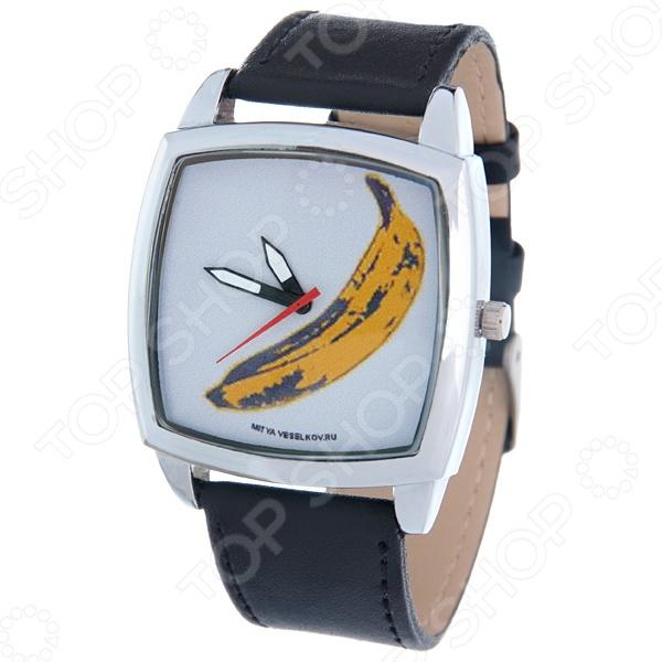 Часы наручные Mitya Veselkov «Банан» CH