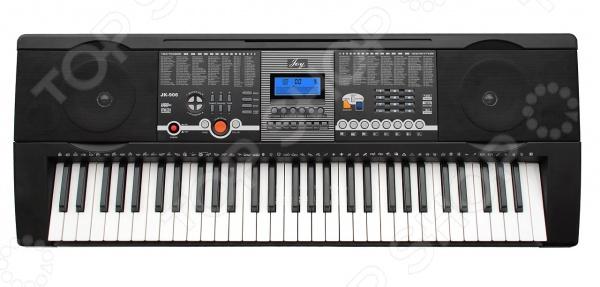 Синтезатор Tesler KB-6180 аксессуар для музыкальных инструментов denn стойка для синтезатора dks001