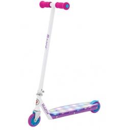 фото Самокат двухколесный Razor Party Pop. Цвет: розовый