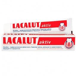 Купить Зубная паста Lacalut Aktiv