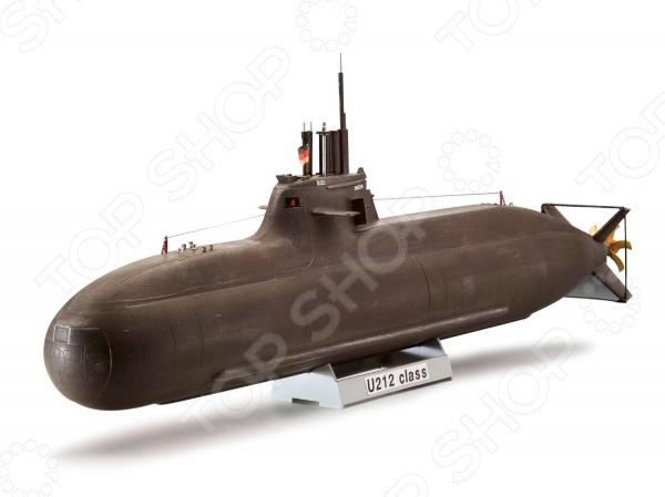 Сборная модель подводной лодки Revell «Немецкая подводная лодка» class U212A сборная модель подводной лодки revell u boot typ xxi