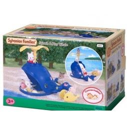 фото Набор игровой Sylvanian Families 5211 «Детская площадка. Весёлый кашалот»