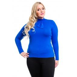 фото Водолазка Mondigo XL 7013. Цвет: синий. Размер одежды: 52