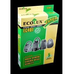 фото Мешки для пыли Ecolux EC 401