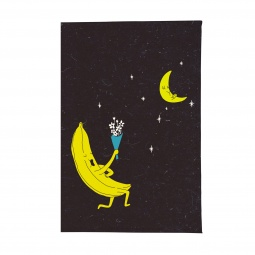 фото Обложка для паспорта Mitya Veselkov «Влюбленный банан»