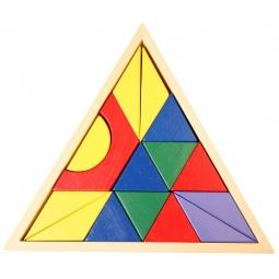 фото Кубики обучающие Mapacha «Пирамида»