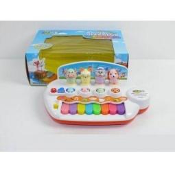 фото Орган игрушечный Shantou Gepai «Забавные животные» 8731