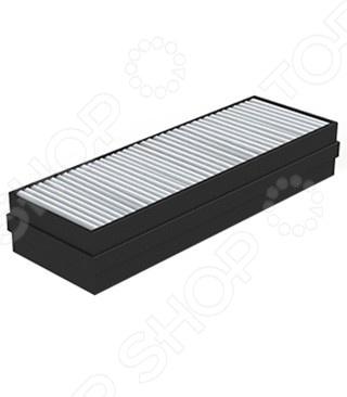 Фильтр для очистителя воздуха TION H11Аксессуары для воздухоочистителей<br>Фильтр для очистителя воздуха TION H11 сменная комплектующая для бризера TION О2, представляющего собой приточную вентиляцию, позволяющую проветривать квартиру даже при закрытых окнах. HEPA-фильтр имеет высокий уровень адсорбции до 95 и отлично справляется со своей основной задачей, очищая воздух от пыли, спор плесени, пыльцы и микроорганизмов. Изделие не предназначено для мытья и чистки пылесосом. Частота замены фильтра 1 раз в год.<br>