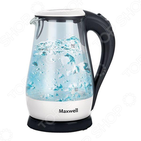 Чайник Maxwell MW-1070 чайник электрический maxwell mw 1070