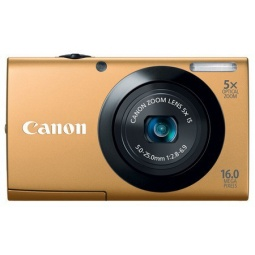 фото Фотокамера цифровая Canon PowerShot A3400 IS