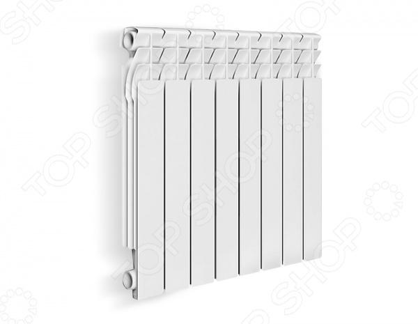 Радиатор отопления алюминиевый литой Oasis 500/70
