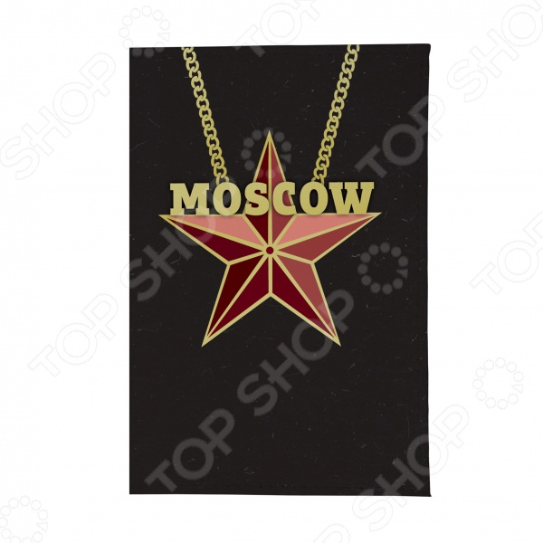 Визитница Mitya Veselkov Moscow Star