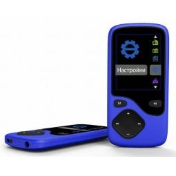фото MP3-плеер Digma Cyber 3 8Gb. Цвет: синий