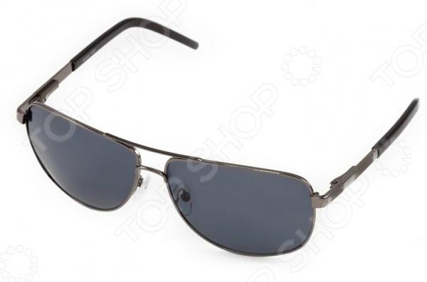 Очки поляризационные Mitya Veselkov MSK-1301Очки<br>Очки поляризационные Mitya Veselkov MSK-1301 станут прекрасным дополнением к набору ваших аксессуаров. Они прекрасно сидят, имеют классический дизайн и эффективно защищают глаза от ультрафиолетовых лучей. Внешне очки данного типа очень похожи на привычные солнцезащитные, однако на самом деле очень отличаются от них. Главной особенностью линз с поляризацией является их способность блокировать солнечный свет, отраженный от горизонтальных поверхностей. Больше всех эффект поляризации могут оценить люди, которые много находятся за рулем. Мокрый асфальт, водная гладь или заснеженный пейзаж могут нести серьезную опасность, т.к. являются источниками отражений. Попав в такое положение, водитель может на мгновение ослепнуть , а это неминуемо ведет к потере контроля за ситуацией на дороге. Поляризационные очки позволяют вам избавиться от подобных проблем, уменьшая усталость глаз, раздражение сетчатки и повышая, в свою очередь, зрительный комфорт.<br>