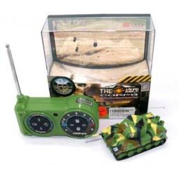 фото Игрушка радиоуправляемая Shantou Gepai «Танк» 2117