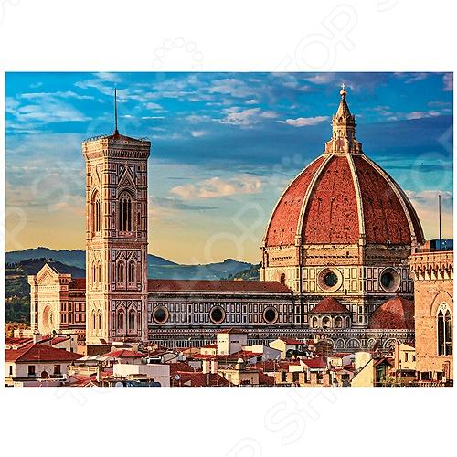 Пазл 1000 элементов Trefl «Собор Санта-Мария-дель-Фьоре во Флоренции» 10381