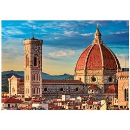 фото Пазл 1000 элементов Trefl «Собор Санта-Мария-дель-Фьоре во Флоренции» 10381