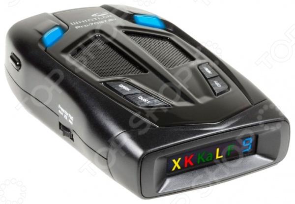 Радар-детектор Whistler PRO-70ST станет вашим помощником на дороге и поможет избежать нежелательной встречи как с сотрудником дорожно-патрульной службы, так и предупредит заранее о камерах слежения. Устройство обеспечивает прием сигналов в радиодиапазонах X, K, Ka, а также короткоимпульсных сигналов Ultra-K, Ultra-Kа и POP. Модель обнаруживает радарные комплексы типа Стрелка, а также оснащена режимами Город 3 уровня и Трасса 1 уровень . Радар-детектор Whistler PRO-70ST выполнен из пластика, черного матового цвета, который не будет бликовать на солнце и отвлекать от дороги.