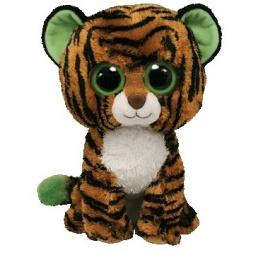 фото Мягкая игрушка TY Тигренок STRIPES. Высота: 15 см