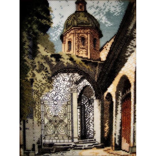 фото Набор для вышивания RTO «Старый город»
