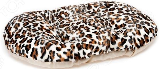 Матрас для домашних животных Pride «Зоо-Гепард»Домики. Лежаки. Подстилки для собак<br>Матрас для домашних животных Pride Зоо-Гепард забавное и невероятно комфортное местечко для любимого питомца. Матрас выполнен из особой смесовой ткани, отличающейся прочностью, износостойкостью и легкостью эксплуатации. Расцветка изделия представлена оригинальным и стильным принтом, напоминающим шкуру гепарда. Такой дизайн не только понравится питомцу, но и прекрасно впишется в интерьер помещения. Ваш пушистый друг получит все необходимые условия для комфортного сна и отдыха. В зависимости от предпочтений питомца матрас можно разместить в домике или же на полу.<br>